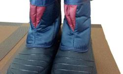 Brand new boy's winter boots for sale, original box included This pair of Weather Guard winter boots have never been worn. See photos for details. Cash ($25) and carry from Stittsville.