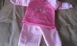 BRAND NEW - Girls 2piece outfit Size 2 Brand - ANgel Face 100% Polyester Color - Pink Perfect for spring!!! ONLY $10 Can meet in west end of ottawa (kanata) or pickup in Constance Bay
