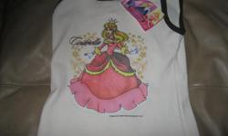 Brand New with tags - Girls PRINCESS tank top Size Medium (7/8) Brand - Disney Princess $5 Can meet in west end of ottawa (kanata) or pickup in Constance Bay
