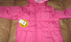 BRAND NEW with tags - Girls winter jacket with hood Size 3x Brand - Westbound Color - Pink $15 can meet in west end of ottawa (kanata) or pickup in Constance bay