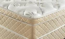 WE SPECIALIZE IN MANUFACTURING PILLOW TOP , MEMORY FOAM AND POCKET COIL MATTRESSES.  OUR MATTRESSES ARE MADE IN CANADA AND THE COME WITH A 10 YEAR MANUFACTURE WARRANTY.     QUEEN SIZE PILLOW TOP MATTRESS SET $280   DOUBLE SIZE PILLOW TOP MATTRESS SET
