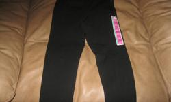 BRAND NEW black leggings size 7-8 Bought for a gift and never ended up getting $10 Can meet in west end of ottawa (kanata) or pickup in Constance Bay