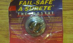 I have a Brand New Motorad Fail Safe Thermostat for sale! This is in excellent condition and would look great in your home or to give as a gift. Model number: 14-4126-6 (7204-192) Features: * Patented safeguard against overheating * When overheating