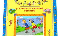 Brand New ?My Best Friend & Me? Scrapbook for Kids ~ Brand New ~ Up for sale is a ?memory scrapbook for kids? titled MY BEST FRIEND AND ME. With this wonderful scrapbook, your child can do the following: - Draw pictures - Write stories - Save souvenirs -