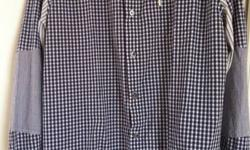Paul Smith Dress shirt in purple classic fit Checkers Size M brand new with tags Please email me if you are interested, and to consult the price. Delivery upon Richmond Hill, Markham, and GTA area