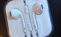 - Brand New Sealed Apple Earbuds / Headphones (pictured)