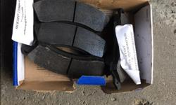 Brand new set of brake pads. AC Delco. 99-04 mustang.