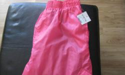 Brand New - Splash Pants - Lined (with tags) Brand - George Color - Pink Size - Large 14/16 Can meet in west end of ottawa (kanata) or pickup in Constance Bay