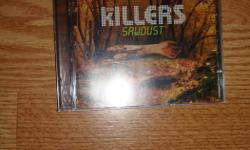 I have a Brand New The Killers Sawdust CD for sale! This is in excellent condition and would look great in your home or to give as a gift. Comes from a non-smoking household. Do not miss out on this excellent opportunity to get this for a fraction of the