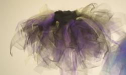 Brand New Tutus for Sale 10$ Have a few here - Black, Yellow and Purple with black band -Grey, Purple and Blue with pink band All Sizes Available. Newborn to 5T They are great for pictures and dress up! Am able to customize them to any colour perfered