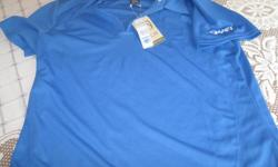Brand New Woman's short-sleeve top Size - Large Tags still on Color - blue Brand - North End Sport E.C.O. $10 Can meet in west end of ottawa (kanata) or pickup in Constance Bay