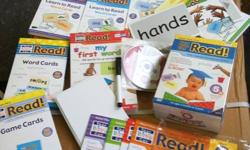 Brand New Your Baby Can Read Deluxe package LOOK NO FURTHER ALL COMPLETE, DON'T FALL BUYING SET FOR $50 DOLLARS, ONLY INCLUDES 25% OF MATERIAL AND WASTE OF MONEY. PRICE IS FIRM, DELUXE PACKAGE COST $250+, DO NOT  SEND EMAIL WITH OFFERS. I AM NOT