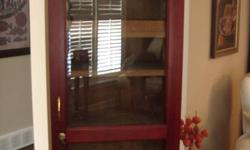 I am selling this excellent humidor holds 600-700 cigars .. climate control  it also comes with two electronic humidifers .. that can be plugged into the unit and set for what ever level of humidity you wish ... ( just add distilled water every week ..or