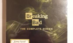 "Includes all 62 uncut, uncensored episodes. Special Features: Audio Commentary, Deleted Scenes, Gag Reel, Featurettes, Documentary: ""No Half Measures: Creating the Final Season of 'Breaking Bad'"", Alternate Ending, Webisodes, Screen Tests, Interviews,"