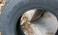 235-70-R16     Tires are in great shape lots of tread on them,they were on my Ford Escape. All offers will be considered