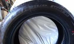 Bridgestone Dueler H/P Sport AS 225/60R18 100H M+S Set of 4 New (<120 km) Please provide your contact number/info and I will get in touch with you to arrange viewing/pickup.