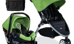 About the Product Travel system includes B-safe 35 infant car seat, B-safe 35 Base and B-agile stroller B-safe 35 elite: safe cell impact protection is an integrated system of safety components, including an impact absorbing base, impact stabilizing steel