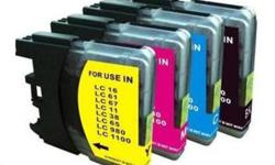 NEW, SEALED Compatible Brother Ink  Cartridges on Christmas Sale. Same day delivery is available. 289-296-5624 LC41BK - $4 LC41C - $4 LC41Y- $4 LC41 M - $4 LC-51BK? $6 LC-51C ? $6 LC-51Y ? $6 LC-51 M ? $6 LC-61BK? $6 LC-61C ? $6 LC-61Y ? $6 LC-61 M ? $6