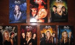 Great Christmas gift for the Joss Whedon or vampire fan on your list. Entire series of Buffy the Vampire Slayer (seasons 1-7) on DVD, PLUS the original Buffy the Vampire Slayer movie by Joss Whedon starring Luke Perry and Kristy Swanson. Buffy the Vampire