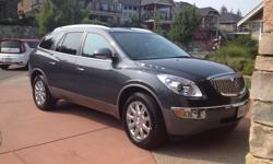 Make Buick Colour Dark grey Trans Automatic kms 9500 Excellent family car with 7 seats, no smoker, no pets in mint condition.