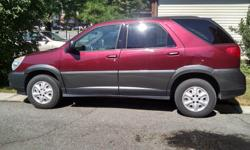 Make Buick Model Rendezvous Year 2004 Colour red kms 230000 Trans Automatic Hi i am selling my 2004 buick rendezvous it's in good condition. Engine 3.4L V6, a lot of power, emission test was done in 2015, front suspention, rear hub bearings and springs -