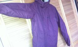 Great jacket. worn once. Clean - non Smoking home