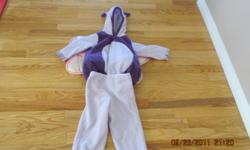 12-24 month Old Navy butterfly costume very warm and fuzzy
