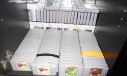 $$$ CASH FOR YOUR GAMES $$$       Hello and thanks for looking at my ad.     I am buying older generation games and systems (mostly Nintendo Stuff).  And am willing to purchase ANY collection at the right price.  I do not pay retail, however I am more