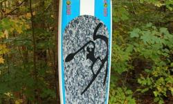 Looking for a Stand Up Paddle Board?  Check out this great 1 year old demo board for sale. 10?6? CLASSIC - Designed by Dave Parmenter and Brian Keaulana, the Classics are C4?s most popular SUP boards. With progressive rockers, balanced outlines and flat