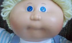 Hi I have for sale 2 Cabbage Patch Kids from 1978-80 in excellent condition , 20.00 for both , if interested send me an email and I will get back to you . Thank you for looking !