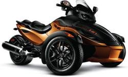Pricing Includes AB Taxes - Demo Unit - Warranty Included  - Regular MSRP $20,499 before taxes, freight, pdi.   Carbon Black Aluminum Parts - Black six dual spoked front wheels - Contrast Stitched Seat Skin - 998cc Rotax Engine, V-twin, liquid-cooled,