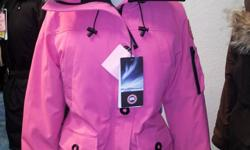 BRAND NEW MENS & LADIES CANADA GOOSE JACKETS!! EXPEDITION , MANITOBA,  LODGE DOWN, BANFF, MONTEBELLO, CAMP, and PALLISER  (MENS &WOMEN'S) !!!! JUST ARRIVED BRAND NEW MOOSE KNUCKLES MENS & LADIES JACKETS!!   Ballistic Bomber , Debbie Bomber,  Stirling
