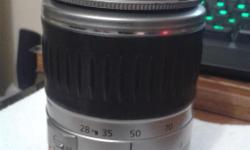 Canon 28~90mm lens in excellent condition ,no calls please text the given number thank you