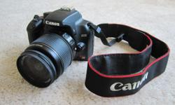- Very low shutter counts (only 2200 shots over 100K), mint shape and perfect working condition - Similar picture quality as the newer models so why pay more for new one - Kit lens EFS 18-55mm IS with Image Stabilizer to avoid blurry pictures - Includes
