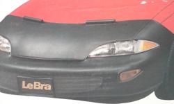 Brand new in box Le Bra car bra front cover. Fits 95-99 Chevy Cavalier. May fit some other models and years-but not sure of that. New cost is $80.00 and up. Selling for $30.00. Complete with box, instruction manual etc. New never used. Thank you.