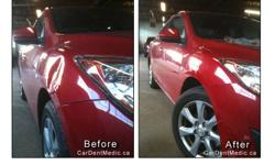 CAR DENT MEDIC Paintless Dent Repair We Specialize in dents and dings removal from vehicles without the use of any painting or bondo. It is the most efficient, cost effective method of repairing minor dents and dings without paying high body shop prices.