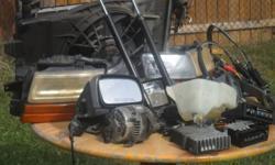 Various parts for a 3litre v6 1994 dodge caravan $100.00 or O.B.O Email at mailto:jackelyn@live.ca