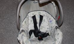 car seat in a good condition. the price: $40