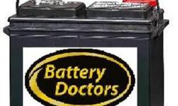 Re-Conditioned batteries at only $40.00 plus trade of your old battery.  One year repalcement warranty. All batteries load tested and Cold Cranking Amps tested. Re-Conditioning done by Battery Doctors Thunder Bay. Email or call Terry 252-6883.