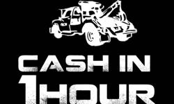 www.cashin1hour.ca We pay $5 - $5000 for your unwanted vehicles! Free scrap vehicle removal service. Same day removal. Cash on spot. Hamilton and surrounding area Open 24/7 *NO EMAILS* Please call 905-662-3871 or 905-574-4589
