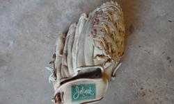 RAHHIDE STITCH CATCHERS MITT FOR SALE. ONLY $18. PH. 9028593250 DELIVERY POSSIBLE.
