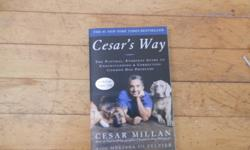 Dog Training paid $16.95 and never even cracked the cover. This is by the famous dog training to the celebs