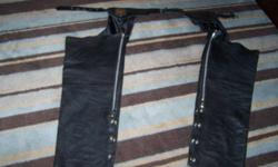 XL chaps good condition $50.00 firm