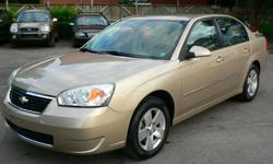 Make Chevrolet Model Malibu Year 2006 Colour beije kms 90000 Trans Automatic This car is in great condition, just checked and ready to go. She is currently certified and doesn't need any repairs. ALL SET TO GO. Loaded interior with automatic transmission,