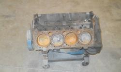 """Stock bore 400 sbc """"509"""" block 2 bolt mains F0708TLS Seems to be frozen from sitting. Comes with one 400 cylinder head.458642 cast number.   $150.00 or best offer"""