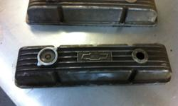 Chevy aluminum valve covers This ad was posted with the Kijiji Classifieds app.
