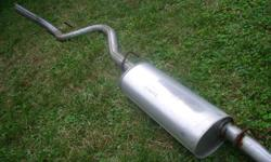 Chevy Truck Exhaust Never Used Brand New Asking $300.00 Please Call 905 732-3898 Welland