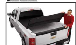 Chevy Silverado/Sierra Short Bed (6 1/2 ft) 07-12 toneau cover full size pick up truck universal easy fast install and removal and folds up very easy     first $100 takes it away works great