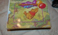 Many different book collectioons... anywhere from 10.00 to 20.00 per collection/ will offer discounted rate for multiple collections.   all books are in really good condition (some not used) not all books are shown. various collections: winnie the pooh