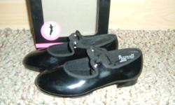 Children's Tap Dance Shoes. Black in color and size 12. Only used a few times. Like New! EXCELLENT CONDITION!